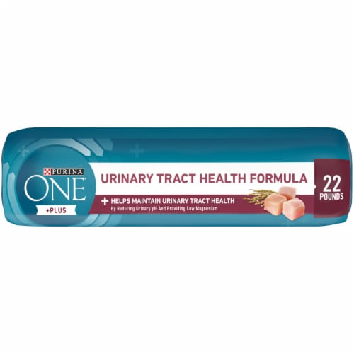 Purina ONE Urinary Tract Health Dry Adult Cat Food Perspective: bottom