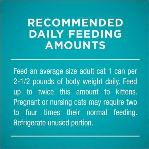 Purina ONE Natural High Protein True Instinct Chicken Recipe Gravy Wet Cat Food Perspective: bottom