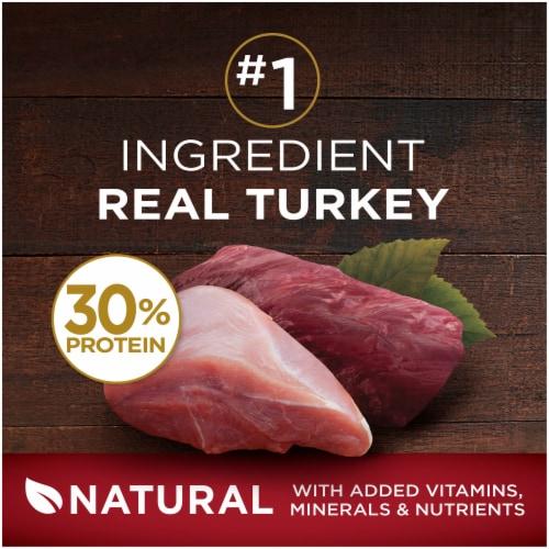 Purina ONE SmartBlend True Instinct Turkey & Venison Natural Dry Dog Food Perspective: bottom
