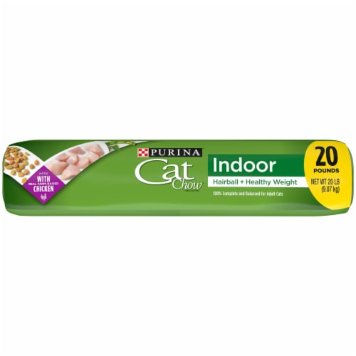 Purina® Cat Chow® Indoor Adult Dry Cat Food Perspective: bottom