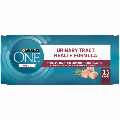 Purina ONE Urinary Tract Health Formula Dry Cat Food Perspective: bottom