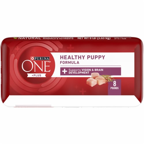 Purina ONE SmartBlend Healthy Puppy Formula Natural Dry Puppy Food Perspective: bottom
