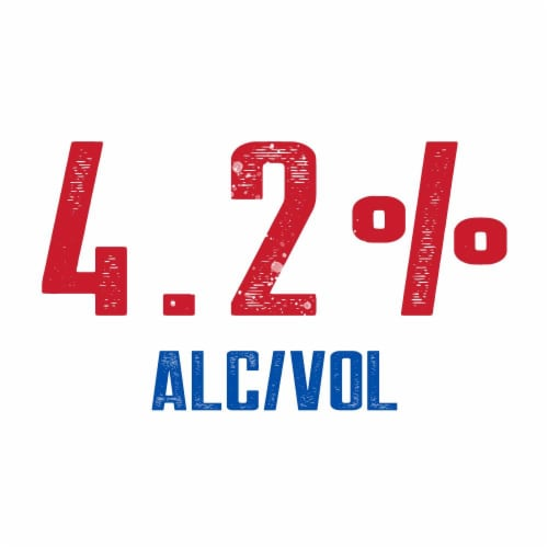 Natural Light Natty Pack Beer Perspective: bottom