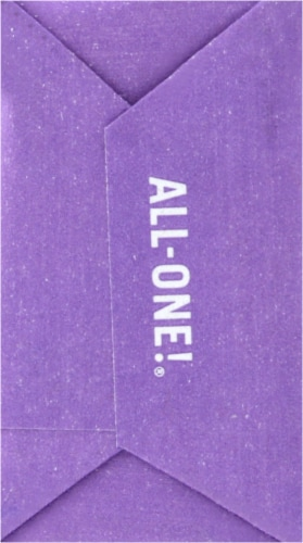 Dr. Bronner's All-One Hemp Lavender Pure-Castile Bar Soap Perspective: bottom