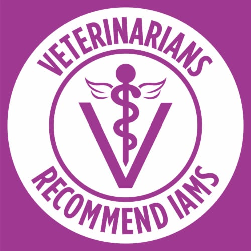 IAMS™ ProActive Health™ Chicken & Whole Grains Healthy Aging Mature Adult Dry Dog Food Perspective: bottom