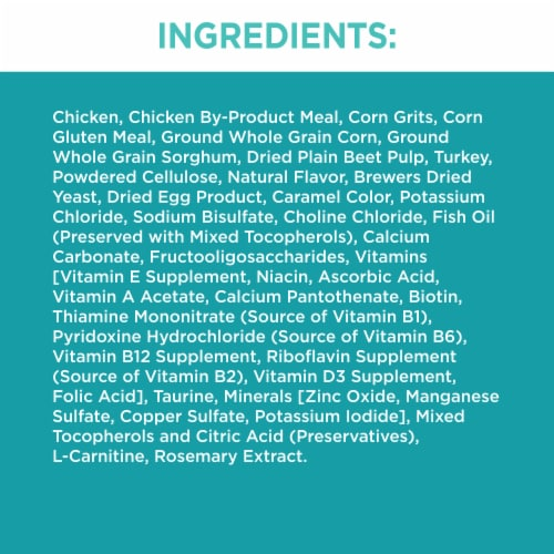 IAMS ProActive Health Indoor Weight & Hairball Care with Chicken & Turkey Adult Dry Cat Food Perspective: bottom