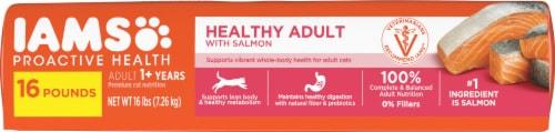 IAMS™ ProActive Health™ Healthy Adult with Salmon & Tuna Cat Food Perspective: bottom