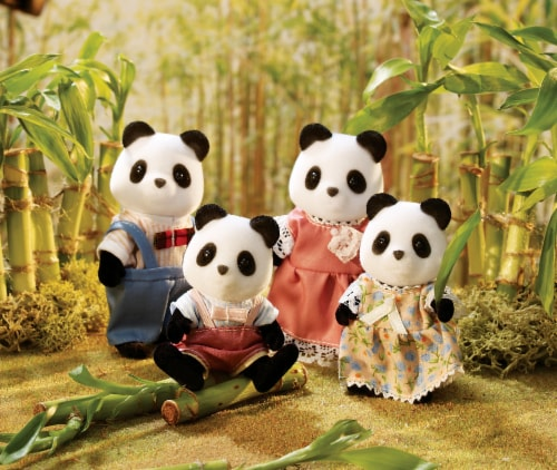 Calico Critters Wilder Panda Family Perspective: bottom