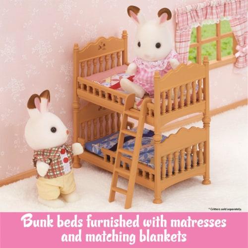 Calico Critters Children's Bedroom Set Perspective: bottom
