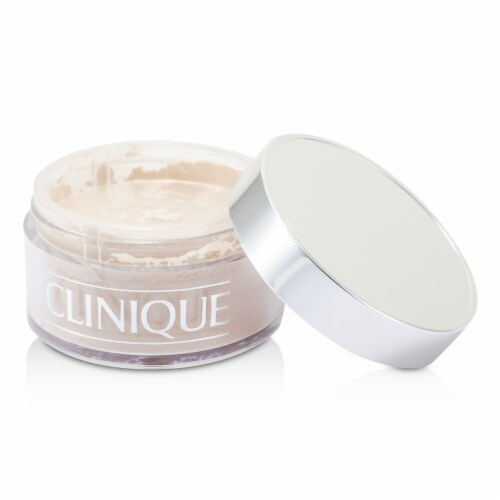 Clinique Blended Face Powder + Brush  No. 08 Transparency Neutral 35g/1.2oz Perspective: bottom