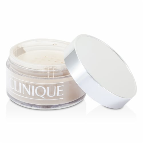 Clinique Blended Face Powder + Brush  No. 20 Invisible Blend 35g/1.2oz Perspective: bottom