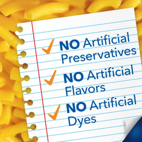 Kraft Original Flavor Macaroni & Cheese Dinner Cups Perspective: bottom