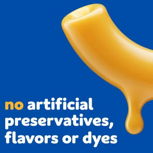 Kraft Original Flavor Macaroni & Cheese Dinner Perspective: bottom