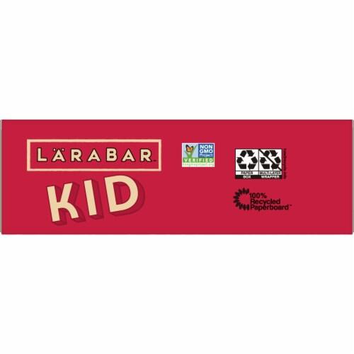 Larabar Kid Chocolate Brownie Bars Perspective: bottom