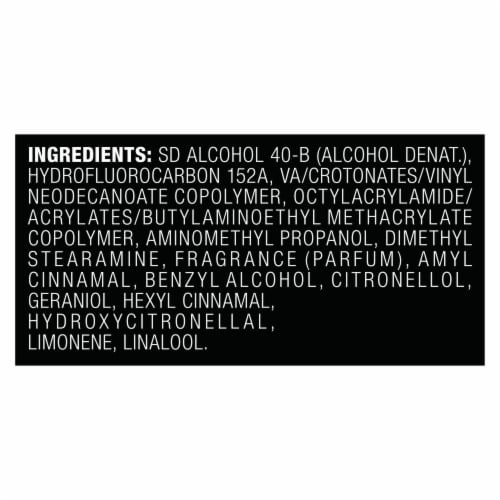 TRESemme® Extra Firm Control Tres Two Hairspray Perspective: bottom