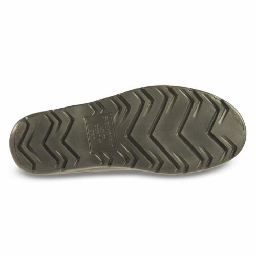 Totes® Men's Chelsea Short Rain Boots - Loden Perspective: bottom