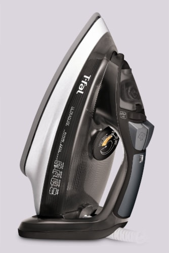 T-fal UltraGlide Easycord Iron - Black Perspective: bottom