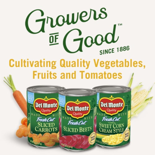 Del Monte® French Style Green Beans Perspective: bottom