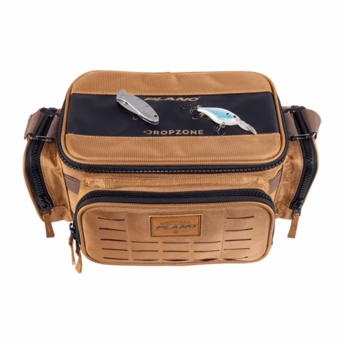 Plano Guide Series 3500 Tackle Bag and Utility Storage Case with Magnetic Top Perspective: bottom