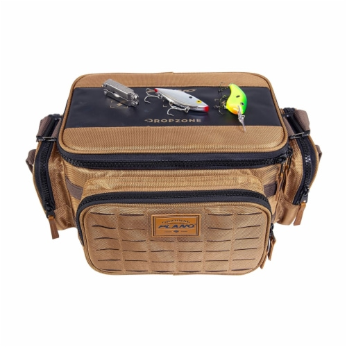 Plano Guide Series 3600 Tackle Bag and Utility Storage Case with Magnetic Top Perspective: bottom