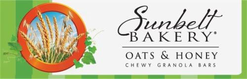 Sunbelt Bakery Oats & Honey Chewy Granola Bars Perspective: bottom