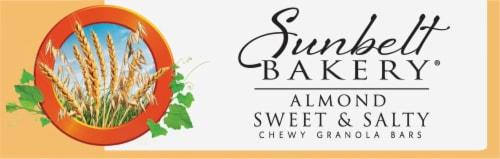 Sunbelt Bakery Sweet & Salty Almond Chewy Granola Bars Perspective: bottom