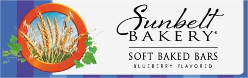 Sunbelt Bakery Blueberry Fruit & Grain Bars Perspective: bottom