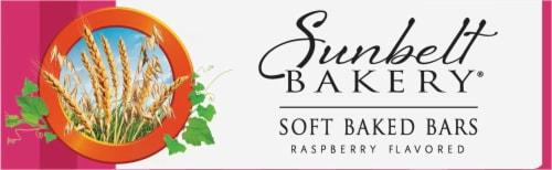 Sunbelt Bakery Raspberry Fruit & Grain Bars Perspective: bottom