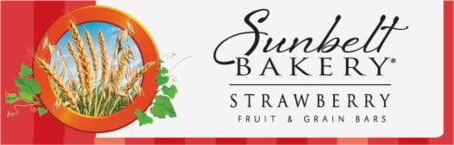 Sunbelt Bakery Strawberry Fruit & Grain Bars Perspective: bottom