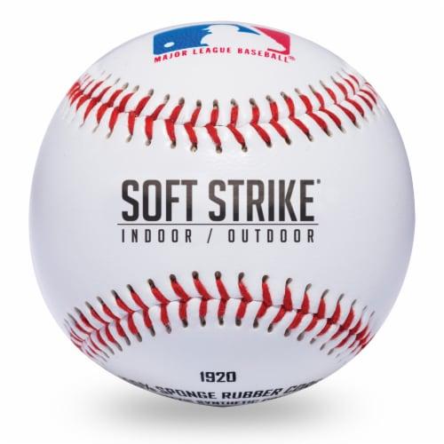 Franklin MLB Soft Strike Teeballs Perspective: bottom