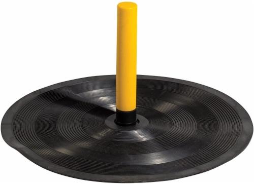Franklin® Rubber Horseshoe Set Perspective: bottom