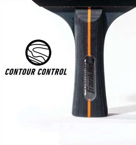 Franklin Pro Carbon Core Table Tennis Set Perspective: bottom