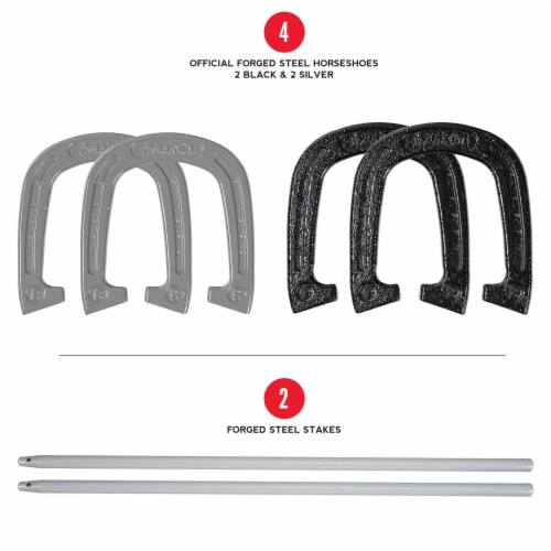 Franklin Professional Horseshoes Perspective: bottom