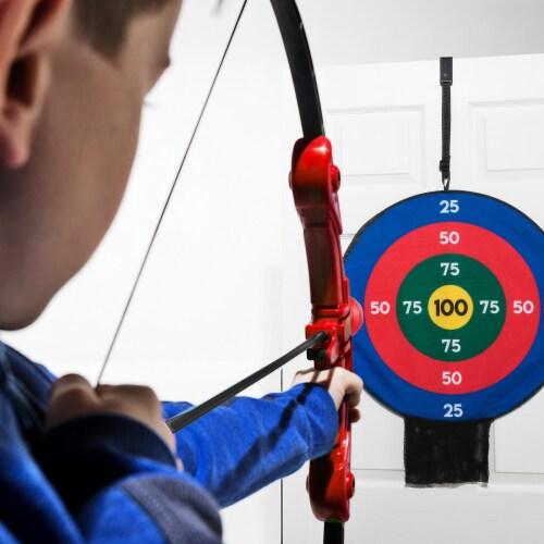 Franklin Over the Door Archery Target Set Perspective: bottom