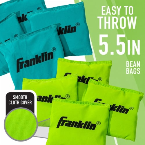 Franklin® Tri Toss Cornhole Perspective: bottom