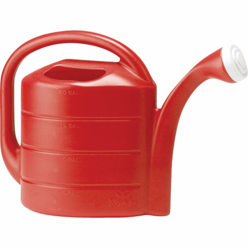 Novelty Poly Watering Can - Assorted Perspective: bottom