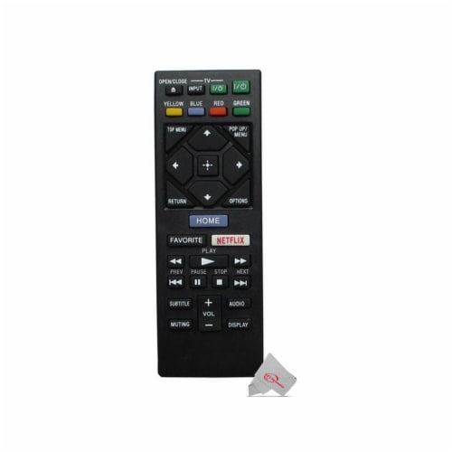 Sony Streaming Bdp-s1700 Blu-ray Disc / Dvd Player With Wireless Remote Perspective: bottom