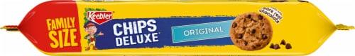 Keebler® Chips Deluxe® Original Chocolate Chip Cookies Perspective: bottom