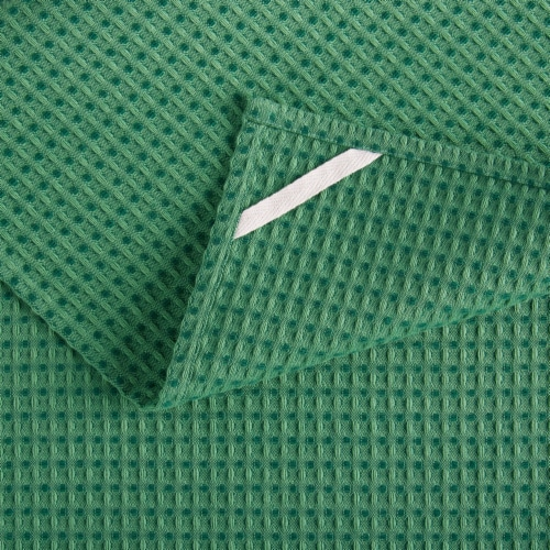 Martha Stewart Herbs Kitchen Towel Set - Green Perspective: bottom