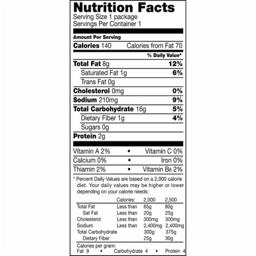 Doritos Nacho Cheese Flavored Tortilla Chips, 1 Ounce (Pack of 40) Perspective: bottom