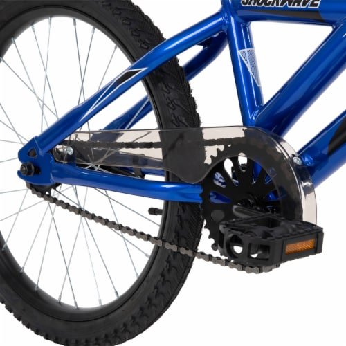 Huffy Shockwave Bicycle - Blue/Black Perspective: bottom