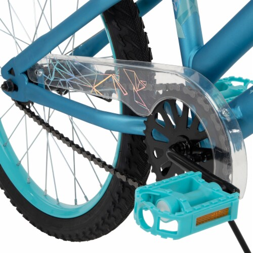 Huffy Glitzy Bicycle - Blue/Teal Perspective: bottom