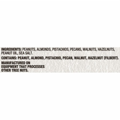 Planters NUT-rition Heart Healthy Mix Perspective: bottom