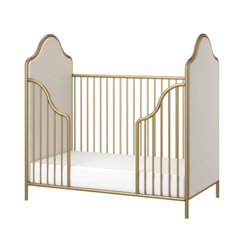 Piper Toddler Conversion Kit, Gold Perspective: bottom