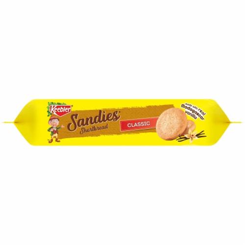 Keebler Sandies Classic Shortbread Cookies Perspective: bottom