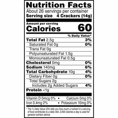 Club Crackers Multi-grain Perspective: bottom