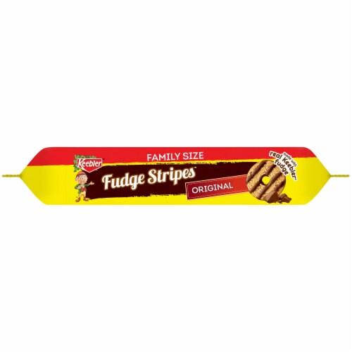 Keebler® Original Fudge Stripes™ Cookies Family Size Perspective: bottom