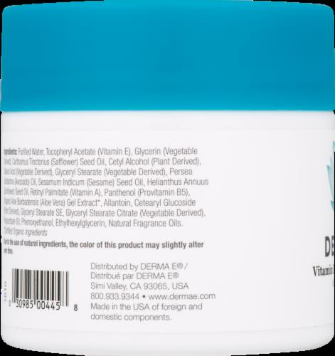 Derma-E Vitamin E 12000 IU Creme Perspective: bottom