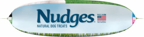 Nudges Natural Jerky Cuts Chicken Dog Treats Perspective: bottom