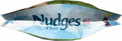 Nudges® Homestyle Chicken and Pork Natural Dog Treats Perspective: bottom